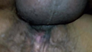 Dripping on sons cock Real