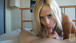 AMWF Milf Payton Leigh interracial with Asian boy