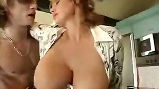 Son and Dad Unload on Stepmom - .COM