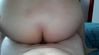 Santa Mom Sex and Creampie Mom and Step Son