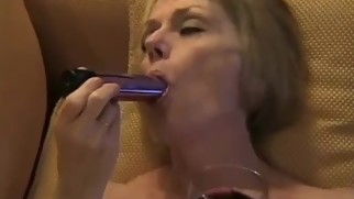Stepmom Fucks Stepson At The Resort