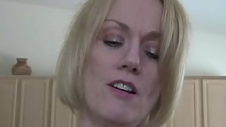 Mom Tells Son She Wants His Cum