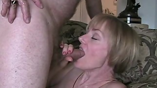 Amateur Mom Teaches Son How To Fuck