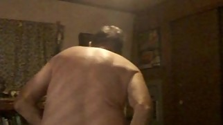 Pillow humping to Tiffany Thompsons ass walking naked