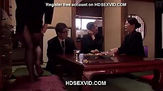Japanese big tits fuck brother behind door freecamd.com