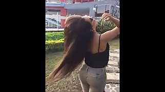 Instagram Hair Videos (Compilations) Part - 4 [LHS]