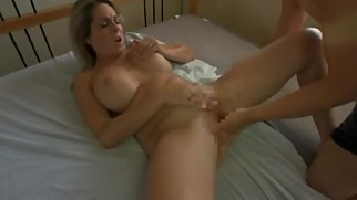 JAPANESE SON AND FOREIGN STEPMOM