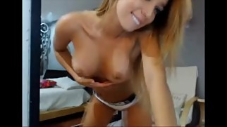 on Creampies Stepmom While She's On Phone With Dad