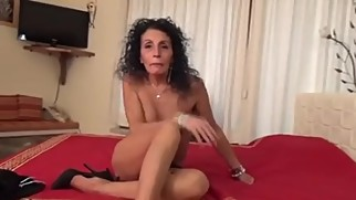 Hot european milf and young lover 4
