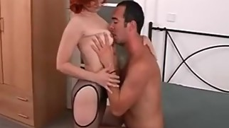 Hot european milf and younger lover 35