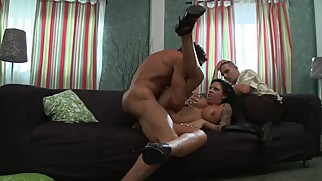 Cuckold Club Cheating Wife Rides Big Dick In Front Of Husband